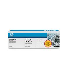 HP LASERJET CB435A BLACK PRINT CARTRIDGE