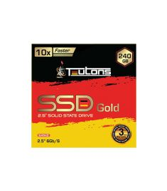 TEUTONS SSD GOLD 240GB 2.5 HARD DISK