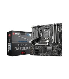 MSI H370M BAZOOKA DDR4 8th Gen Motherboard