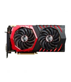 MSI GTX 1070 Gaming X 8GB GDDR5 SLI Graphics Card