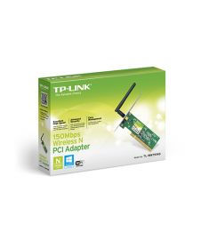 TP-LINK 150MBPS WIRELESS N PCI ADAPTER TL-WN751ND