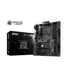 MSI Z370 PC PRO DDR4 Motherboard