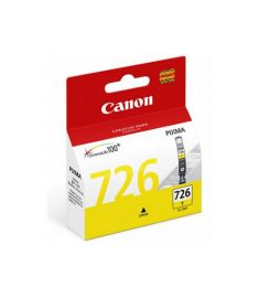 CANON INK PANK CLI-726  YELLOW CARTRIDGE