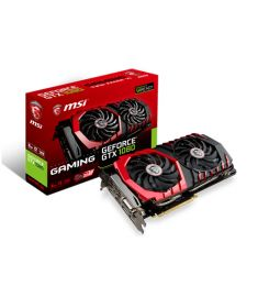 MSI GeForce GTX 1050 Ti Gaming X 4GB GDRR5 TORX 2.0 Fan Graphics Card
