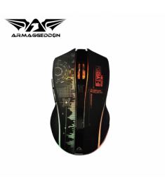 ARMAGGEDDON  FOXBAT-III IRONSIGHT-7  Wireless Gaming Mouse