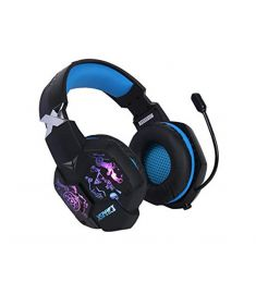 Alcatroz X-Craft HP Gold Wired & Wireless Headset