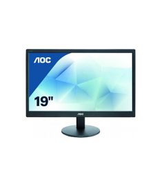 "AOC E970SWN5 19"" LED Backlit Monitor"