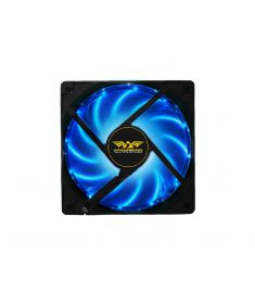 Armaggeddon Azure Blade LED 120 mm Blue Cooling Fan