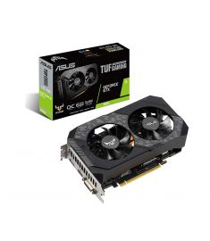 ASUS TUF Gaming GeForce GTX 1660 Super OC 6GB Graphics Card (Systems Only)