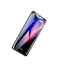 Baseus 0.3mm All-screen Arc-surface Tempered Glass Huawei P20 Black -SGHWP20-01