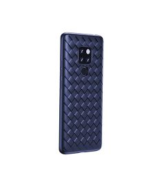 Baseus BV Weaving Case For HUAWEI Mate20-Blue