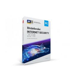BitDefender Internet Security 2018 - 1 User