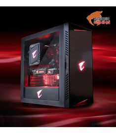 SABER - Obsidian Core i7 10700K RTX 3080 G1 Gaming Desktop PC