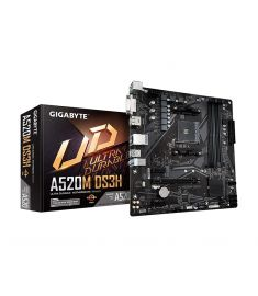 Gigabyte A520M DS3H mATX AM4 AMD Motherboard