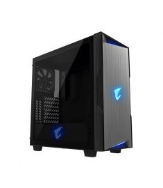 Gigabyte Aorus C300 Glass RGB ATX Mid Tower Gaming Case