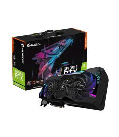 Gigabyte Aorus GeForce RTX 3080 MASTER 10GB GDDR6X Graphics Card (Systems Only)