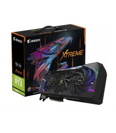 Gigabyte Aorus GeForce RTX 3080 XTREME 10G GDDR6X Graphics Card