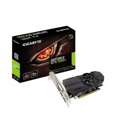 Gigabyte Geforce GTX 1050 Ti OC 4GB GDDR5 Low Profile Graphics Card