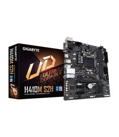 Gigabyte H 410 M S2H Intel 10th Gen Motherboard