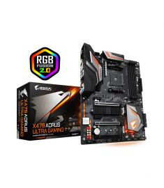 Gigabyte Aorus X470 ULTRA Gaming AMD Motherboard
