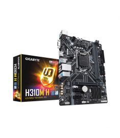 Gigabyte H310M-H 2.0 Intel 9th and 8th Gen Ultra Durable Motherboard (Systems Only)