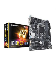 Gigabyte H310M S2H Intel Micro ATX Motherboard