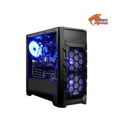 SABER - Devastator Gaming PC i5 9th Gen GTX1660