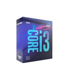 Intel 9th Gen Core I3-9100 Processor