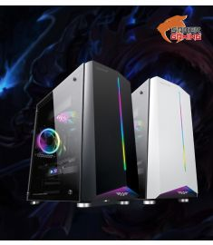 SABER - Devastator Core I5 10400 RTX 3060 G2 Gaming Desktop PC