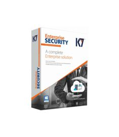 K7 Enterprise Security 3 User for 3 Years