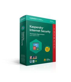 Kaspersky Internet Security 2019 - 1 User