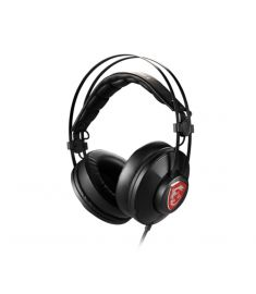MSI H991 Gaming Headset With Built in Microphone - Black