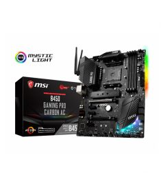 MSI B450 Gaming PRO Carbon AC WIFI AMD Motherboard