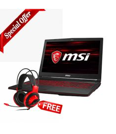 MSI GL63 8SD Core i7 8th Gen GTX 1660Ti Gaming Laptop