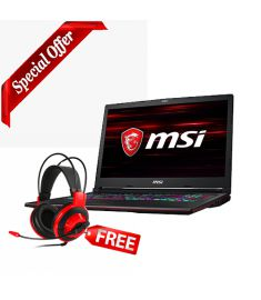 "MSI GL73 9SDK 17.3"" FHD  Intel Core i7 GTX 1660 Ti Gaming Laptop"