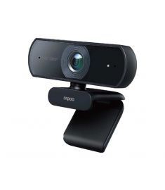 Rapoo C260 USB Black Full HD 1080p Super Wide-Angle Webcam