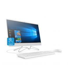 HP All-in-One 24-f0159d Core i3-9100T Desktop Computer