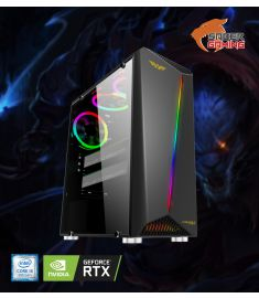 SABER - Prototype Core i5 9th Gen 1660 Super G2 Gaming PC