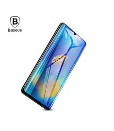 Baseus 0.3mm Curved-screen Tempered Glass Screen Protector for HUAWEI Mate20 Black