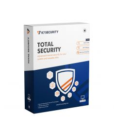 K7 Total Security - 1 PC, 1 Year Software