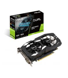 ASUS GTX 1650 DUAL OC 4GB  GDDR5 Graphics Card