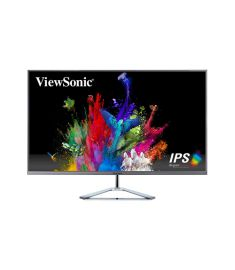 "Viewsonic VX3276-2K-mhd 32"" 1440p 2K Entertainment Frameless bezel Monitor"