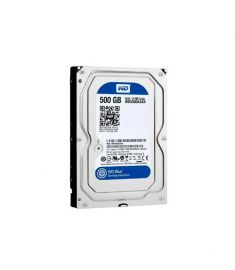 WD Blue 500GB Desktop SATA Hard Disk