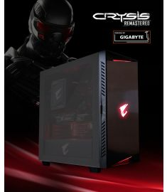 Crysis Remastered Xtreme Gaming PC Powered by Gigabyte
