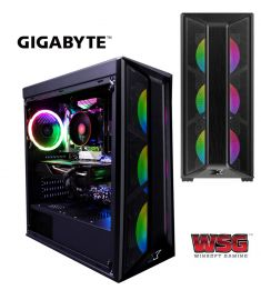 WSG Gaming PC With Core i5 RTX 3060 Ti