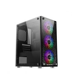 Xigmatek NYX 3F Micro Tower Gaming PC Case