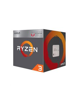 AMD Ryzen 3 2200G with Radeon Vega 8 Graphics Processor