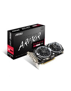 MSI AMD Radeon RX 470 Armor 8GB GDDR5  CrossFire  Graphics Card