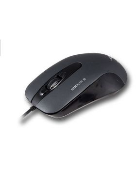 Alcatroz Stealth 3 Wired USB Mouse