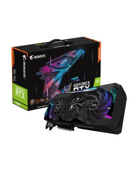 Gigabyte Aorus GeForce RTX 3090 MASTER 24GB GDDR6X Graphics Card